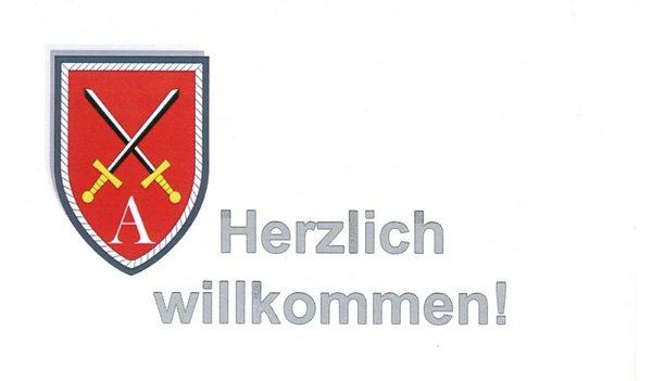 Veranstaltungen des Ausbildungskommandos des Deutschen Heeres