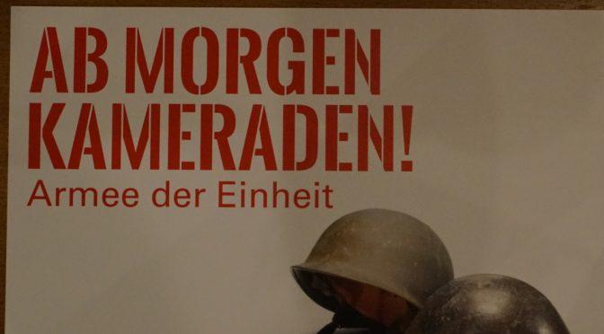 Ausstellung im Zeitgeschichtlichen Forum Leipzig